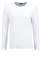 Jack And Jones Jack And Jones Jjbasic Long Sleeved Top Optical White