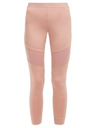 Adidas By Stella Mccartney Essential Performance Leggings Light Pink