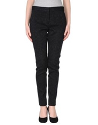 The Row Casual Pants Blue