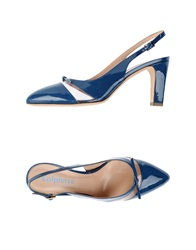 Calpierre Pumps Pastel Blue