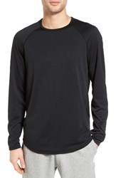 Reigning Champ Men's Honeycomb Mesh Crewneck Pullover