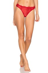 Kisskill Dolce G String Red