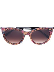 Thierry Lasry 'Lively' Sunglasses Multicolour