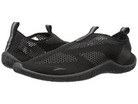 Speedo Surf Knit Black Darkgull Grey Men's Shoes
