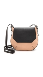 Rag And Bone Bradbury Small Flap Hobo Nude