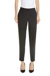 Emporio Armani Crop Pants Black