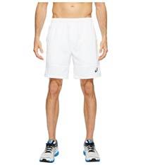Asics Tennis Club Challenger 7 Shorts Real White Men's Shorts