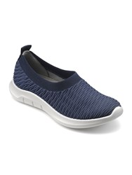 Hotter Swift Active Shoes Blue