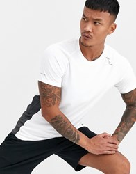 2Xu Xvent Short Sleeve T Shirt In White