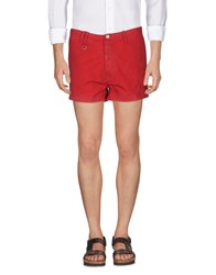 Cycle Shorts Red