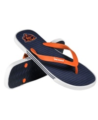Forever Collectibles Chicago Bears Thong Sandals