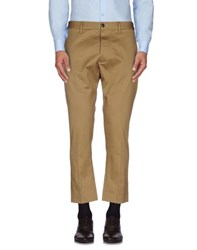 People Trousers Casual Trousers Men Khaki