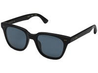 Toms Memphis 201 Matte Black Fashion Sunglasses