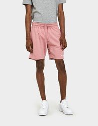 Aime Leon Dore Logo Camper Shorts In Dusty Pink