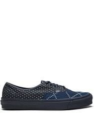 Vans Og Authentic Lx Sneakers Blue