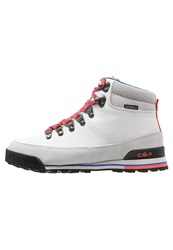 Cmp Heka Wp Walking Boots Offwhite Off White