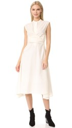 Belstaff Carissa Dress Off White