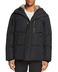 Andrew Marc New York Ascent Down Parka Black