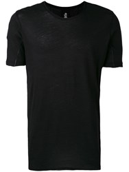 Thom Krom Relaxed Fit T Shirt Black