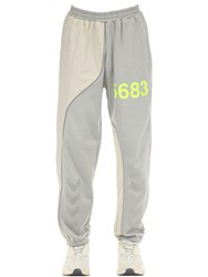 Hummel Willy Chavarria Cotton Blend Sweatpants Light Grey