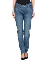Denim And Supply Ralph Lauren Denim Denim Trousers Women Blue