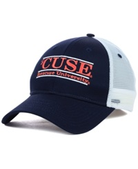 Game Syracuse Orange Mesh Bar Cap