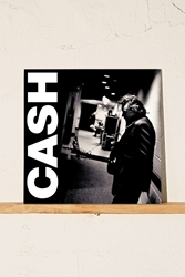 Urban Outfitters Johnny Cash American Iii Solitary Man Lp Black