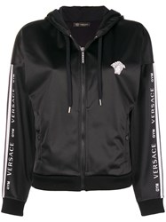 Versace Track Jacket Black
