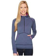 Outdoor Research Shiftup Zip Top Night Ultraviolet Clothing Black