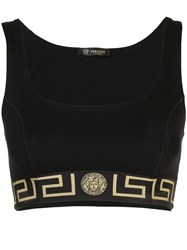 Versace Cropped Tank Top 60