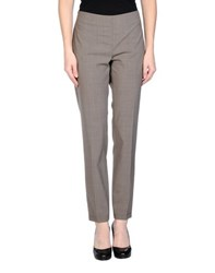 Peserico Sign Trousers Casual Trousers Women Khaki