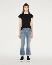 Alexander Wang Trap Jean Light Indigo Fade