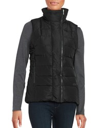 Helly Hansen Funnelneck Zip Up Vest Black