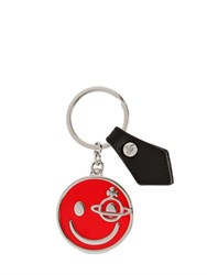 Vivienne Westwood Gadget Smile Metal Key Holder