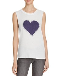 Nation Ltd. Ltd Heart Camden Tank 100 Bloomingdale's Exclusive White