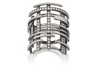 Dauphin Women's Collection Ii Ring Silver