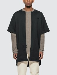 Nike Fear Of God X Warm Up Top Black
