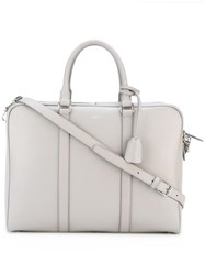 Tod's Briefcase Bag Grey