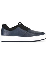 Salvatore Ferragamo 'Philadelph' Sneakers Blue