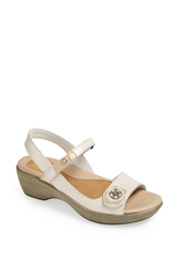 Naot Footwear 'Reserve' Sandal Dusty Silver Combination