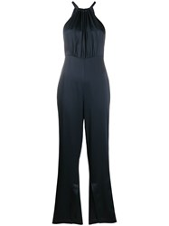 Semicouture Ruched Halter Neck Jumpsuit 60
