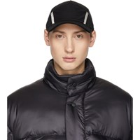 Cottweiler Ssense Exclusive Black And Silver Signature 3.0 Cap