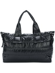 Moncler Padded Tote Bag Black