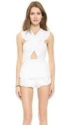 Alice Mccall Eye Of The Beholder Top White