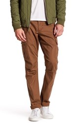 Dockers The Broken In Slim Fit Tapered Leg Cargo Pant 28 34 Inseam Brown