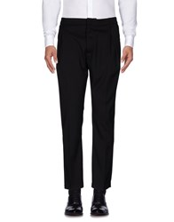 Eredi Del Duca Casual Pants Black