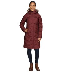 Marmot Montreaux Coat Port Royal Women's Coat Brown