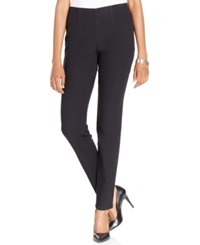 Style And Co. Petite Pull On Jeggings Noble Wash Only At Macy's Deep Black