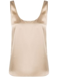 Vince Sleeveless Silk Top 60
