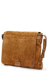 Frye Men's Chris Suede Messenger Bag
